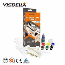 details about visbella skin diy leather vinyl repair kit seat sofa coats hole rip