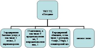 Отчет по практике Анализ деятельности предприятия розничной  Отчет по практике Анализ деятельности предприятия розничной торговли УКП ТЦ Потсдам