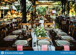 Reception Table Set Up Table Setup Wedding Guest Table Reception Layout Vintage