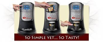 Flavia Vending Machine Custom Coffee Heaven In Three Easy Steps The Coffee Lady