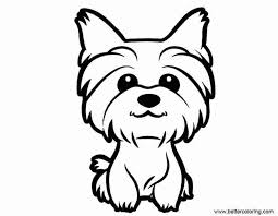 Looking for christmas coloring pages? Free Yorkie Puppy Coloring Pages Cute Yorkie Coloring Pages Free Printable Coloring Pages Free Coloring Yorki Puppy Coloring Pages Dog Line Drawing Dog Drawing