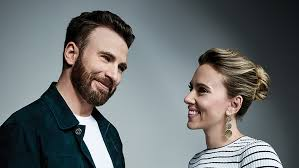 Chris Evans, Scarlett Johansson on Marvel, Marriage Story & Knives Out -  Variety