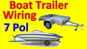 pin trailer boat wiring diagram 7 pin trailer boat wiring diagram
