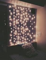 lighting decor ideas. lovely way to add soft lighting imagine this while snuggled up watching a movie decor ideas