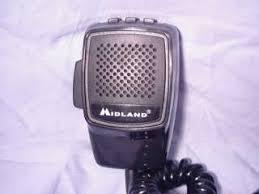 original midland 220 microphone