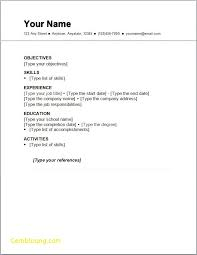 Basic Resumes Samples Elegant Job Resumes Examples Staff Accountant