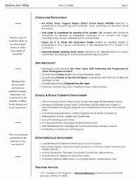 Cover Letter For Teaching Unique Resume For Dance Teacher Dance