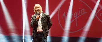 crisis text line delivers a helping hand one text at a time <p>richard branson launches virgin media at the rds photo by <a