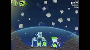 Angry Birds Space Pig Bang 1-18 Walkthrough 3-star - YouTube