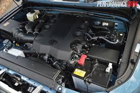 2014 Toyota FJ Cruiser-V6 engine |