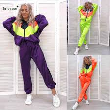 Sheer <b>Mesh Patchwork Neon Green</b> Harem Pants Women Summer ...