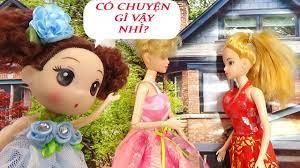 PHIM HOẠT HÌNH BÚP BÊ BARBIE, NGÔI NHÀ TRONG MƠ Barbie 2016 Phần Mới Tập 4  2021 - Cây Việt Nam