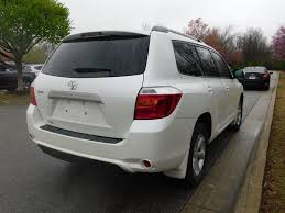 2009 Used Toyota Highlander FWD 4dr L4 at Fayetteville Autopark ...