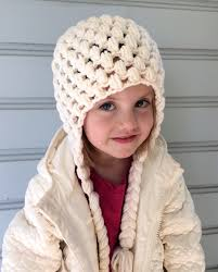 Free Crochet Hat Patterns For Toddlers Beauteous Free Crochet Hat Pattern The Piper's Girls