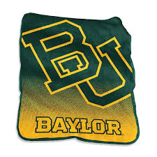 Baylor Throw Blanket