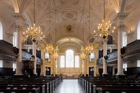 Instant classic – the architecture of St Martin-in-the-Fields | Apollo  Magazine