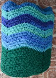 Easy Ripple Afghan Patterns Awesome Design Ideas