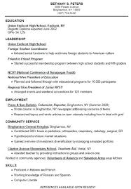 hints for good resumes argumentative essay high school students best buy  sample academic resume 4 in
