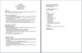 resume for pharmacist