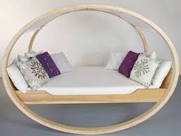 I don't know about you guys, but I would love this bed. After all, it not  only looks cool, it also looks incredibly comfortable in that it can rock  you to ...