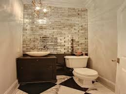 powder room wall tile designs. bookcase large subway tile powder room mirrored wall for ideas designs r