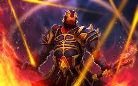 ember spirit warrior games online armor swords fire dota 2 screen