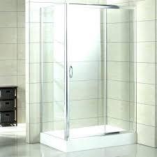 shower kit kits steam single stall custom costco
