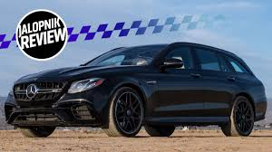 The e 63 s wagon is also more efficient than the gle 63 s (19 mpg combined versus 16), cheaper ($113,500 versus $114,945), and since its lighter and lower, will almost assuredly be the better. Here S Why The 2018 Mercedes Amg E63 S Wagon Is Still The God King Of Cars