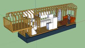 Small Picture Awesome Tiny House design on a gooseneck trailer Description from