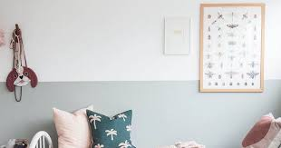 ten steps to a half painted wall