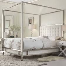 White Canopy Bed Ideas Temeculavalleyslo ~ Ananthaheritage