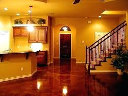 painted basement floor ideas. Basement Floor Covering Concrete Cheap Painted  Ideas Stained E