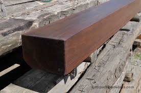 5 5 x 7 75 black walnut fireplace mantel beam toddler