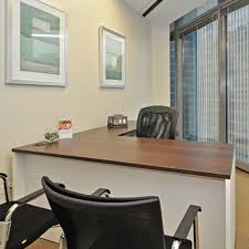 temporary office space. plain office attachment throughout temporary office space