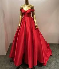 <b>Elegant</b> Off Shoulder <b>Red</b> Prom Dress, <b>Floor</b> Length Long Prom ...