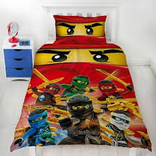 lego ninjago collective single duvet