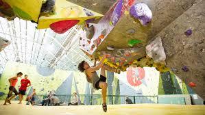best indoor climbing centres for kids