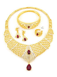 whole fashion jewelry cz jewelry gold plated jewelry from china teemtry