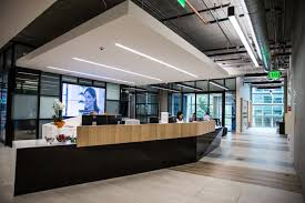silicon valley office. Co-working Location At A Silicon Valley Bank Office In San Francisco.