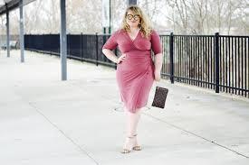 Kiyonna Vixen Cocktail Dress Curls And Contours