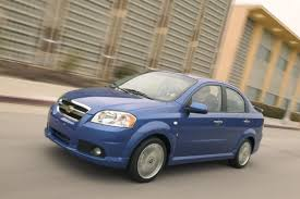 All Chevy chevy aveo 2006 : 2007 Chevrolet Aveo Review - Top Speed