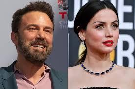 Ben affleck and girlfriend ana de armas have split, us weekly can confirm. Ben Affleck Ana De Armas Already Engaged Gossipcop Com