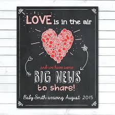 valentines day pregnancy announcement cards due date announcement ideas google search pregnancy announcements