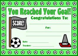 Soccer Sticker Charts Fun Sticker Chart Templates Shaped
