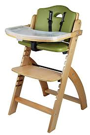 table high chair. abiie beyond wooden high chair with tray. the perfect adjustable baby highchair solution for your table