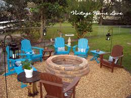 paver patio with gas fire pit. Exterior Own Fire Pits Kits Ideas Backyard Pit Idea Full Size Gardenposing The Cheap House Landscape Paver Patio With Gas