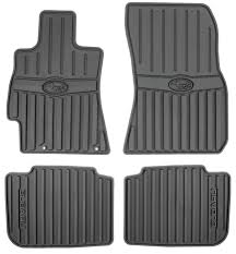Kitchen Rubber Floor Mats Amazoncom Subaru J501saj000 Oem All Weather Floor Mat Automotive