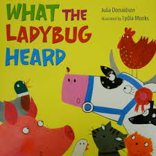 this cover brilliantly bines the use of bright colors with friendly s two elements that children love and will be eager to hear a story about