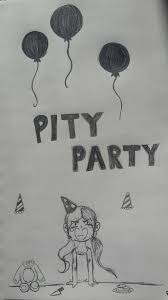 Pity Party Melanie Martinez By Thegaminggeeks On Deviantart