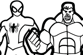 Hulk Coloring Pages 22053